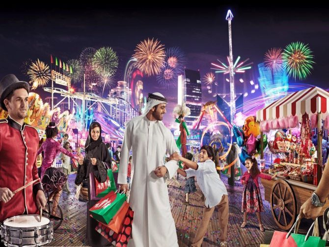 All you need to know about the Dubai Shopping Festival 2021
